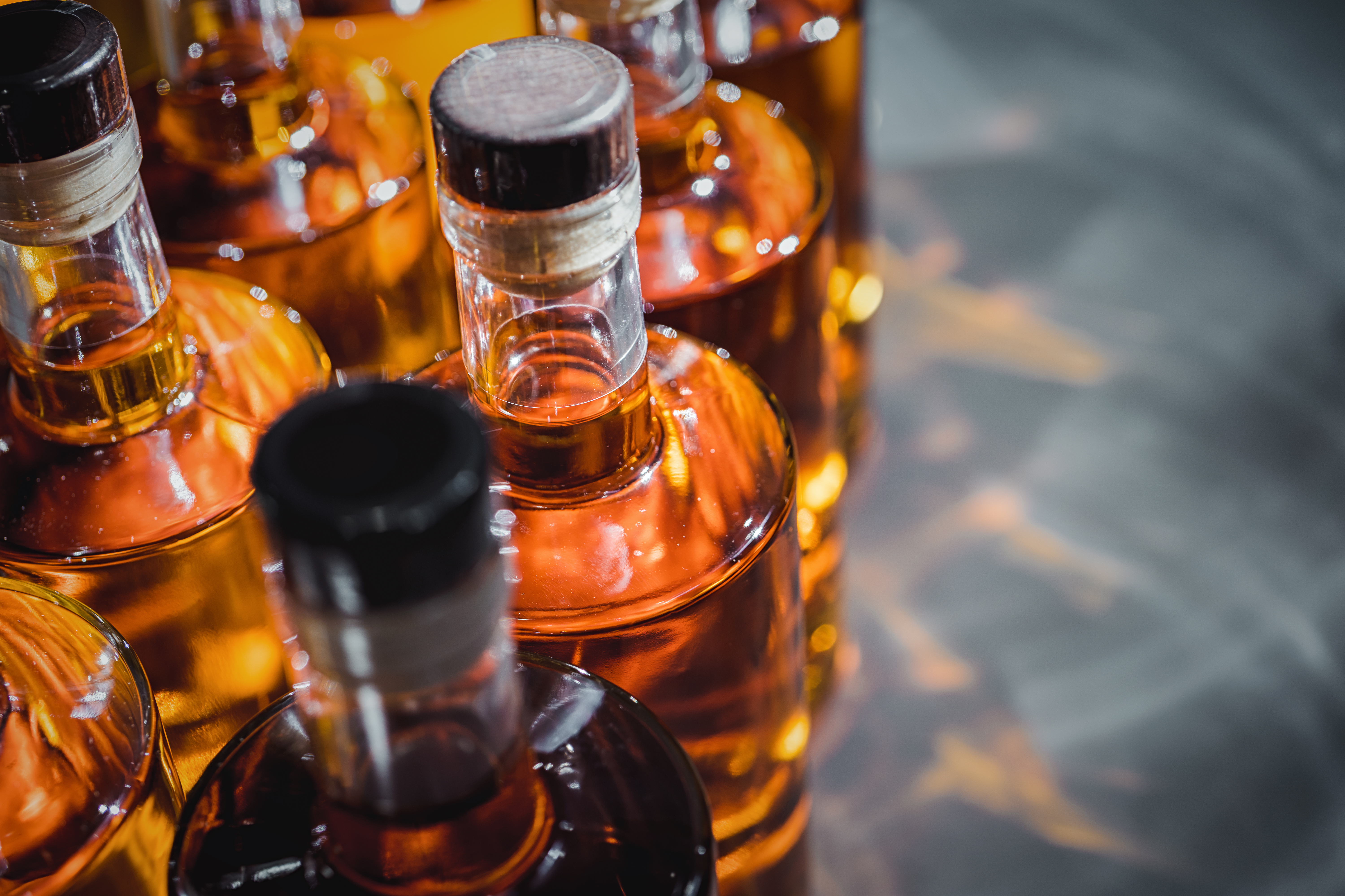 Small,Liquor,Production,Based,On,Maple,Syrup.,Multitude,Of,Pure